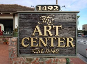 The Art Center Shopping Center Laguna Beach Ca